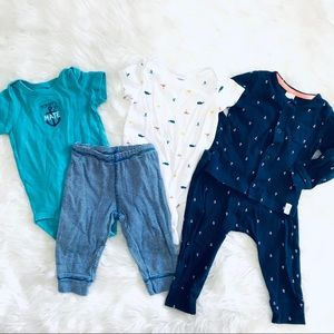 Carter's Nautical Collection (5 items)